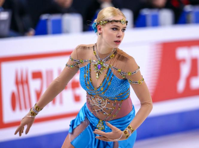 Фото №9 - Новые принцессы льда: самые перспективные российские фигуристки-одиночницы