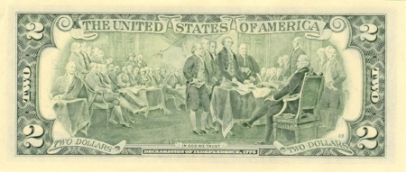 Фото №2 - Картинная галерея: доллар США