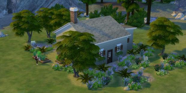 Фото №16 - Play Time: Секретные места в The Sims 4 и как туда попасть