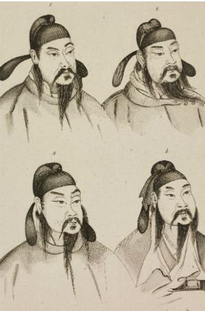 Фото №5 - Наложница, ставшая императором Китая: история У Цзэтянь