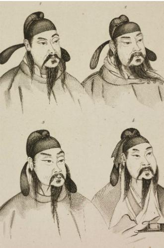 Фото №5 - Через интриги к власти: история У Цзэтянь— наложницы, ставшей императором Китая