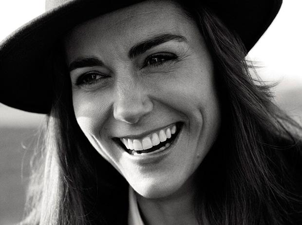 Фото №1 - Модную фотосессию с Кейт Миддлтон раскритиковали в пух и прах