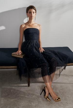 Фото №18 - Плиссе и круазе: как одежда балерин вновь вернулась в моду