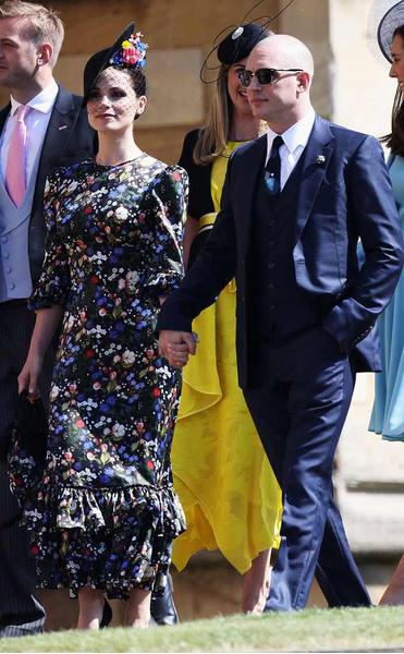 Фото №8 - Свадьба Меган Маркл и принца Гарри: как это было
