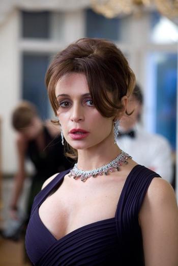 Фильм «Про Любоff» – уже четвертая совместная работа Федора Бондарчука и Оксаны Фандеры.