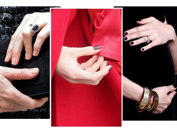Фото №1 - Королевский маникюр: любимые варианты Кейт, Меган, Дианы и не только