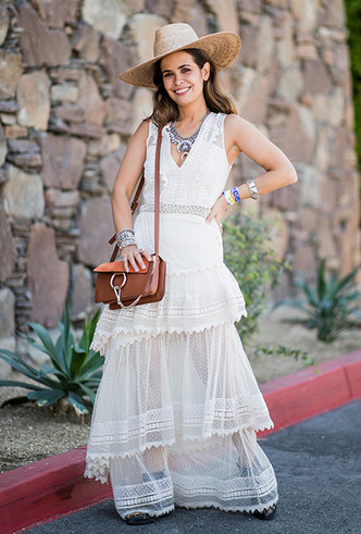 Фото №2 - Сарафаны: как носить самое летнее платье в этом сезоне