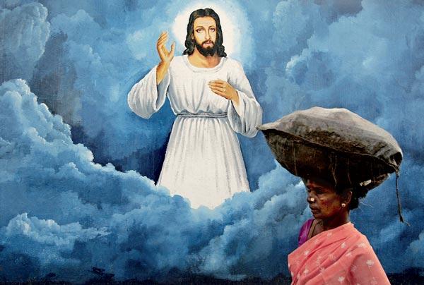 Фото №1 - Как Иисус стал бодхисатвой