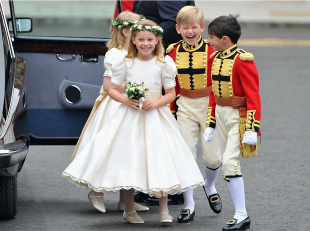 Фото №2 - Внучка принцессы-бунтарки и любимица Королевы: леди Маргарита Армстронг-Джонс