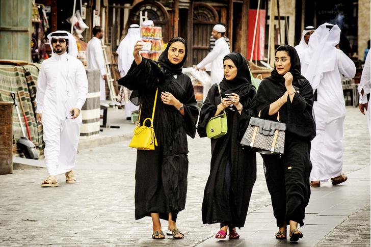 Фото №3 - Катар: настоящее будущее