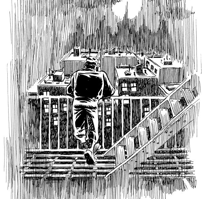Фото №9 - «Контракт с Богом»: Уилл Айснер и графический роман-легенда