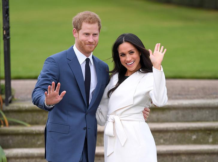 Фото №5 - Язык тела: принц Гарри демонстрирует большую любовь, а его невеста – уверенность