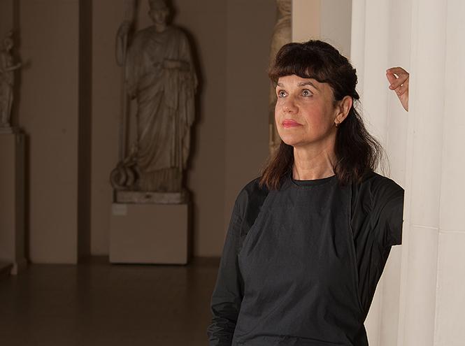 Фото №1 - Марина Лошак: «Это только кажется, что в музее все говорят об искусстве...»