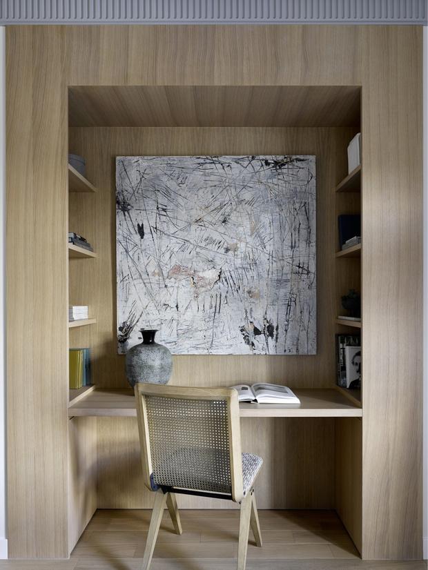 Фото №6 - Экологичная квартира в мятных оттенках