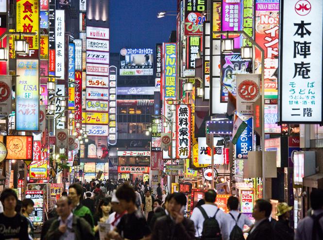 Фото №1 - 5 крутых магазинов в Токио, которые вы не найдете в путеводителях