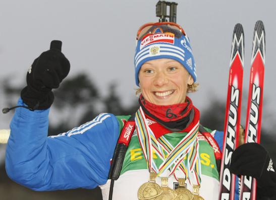 Ольга Зайцева (биатлон)