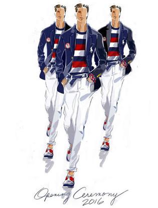 Фото №7 - От Лубутена до H&M: самая обсуждаемая форма олимпийцев-2016
