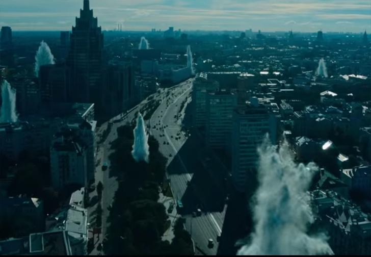 Фото №1 - Вышел трейлер сиквела «Притяжения» Федора Бондарчука— фильма «Вторжение» с инопланетянами и массой спецэффектов