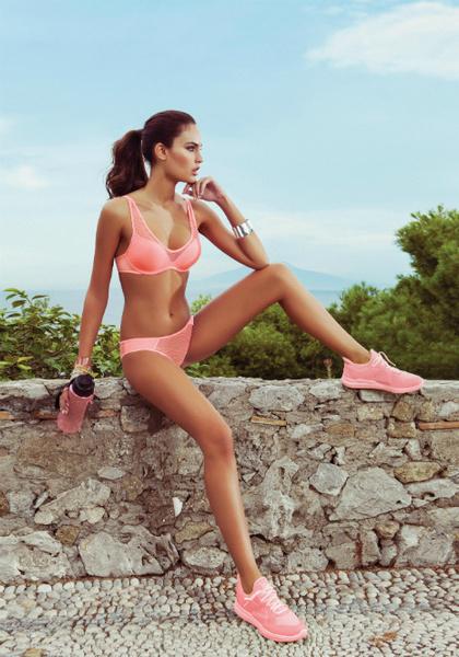 Фото №3 - Спорт в моде: новая коллекция белья от Incanto