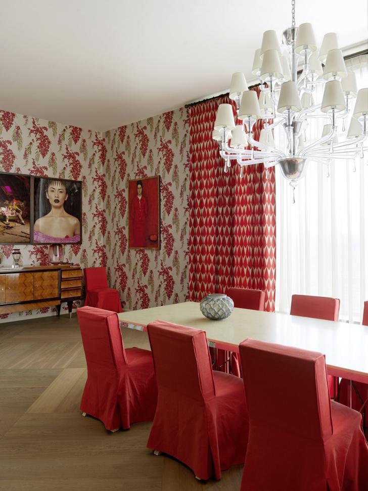 Фото №8 - Самые красивые комнаты за 20 лет: кухни-столовые