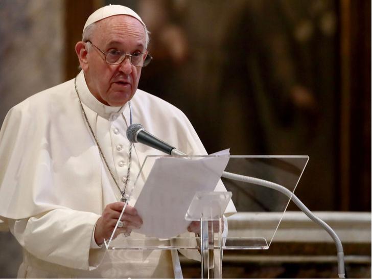 Фото №5 - Новая религия: 10 высказываний папы римского Франциска, которые вас удивят