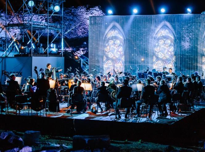 Фото №8 - Визитная карточка Севастополя: «Опера в Херсонесе»