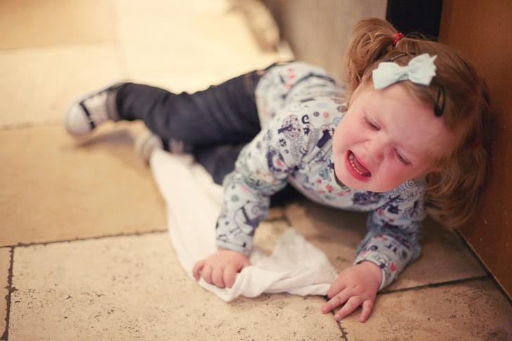 Фото №3 - Хорошо вести нельзя капризничать: как справляться с детскими истериками