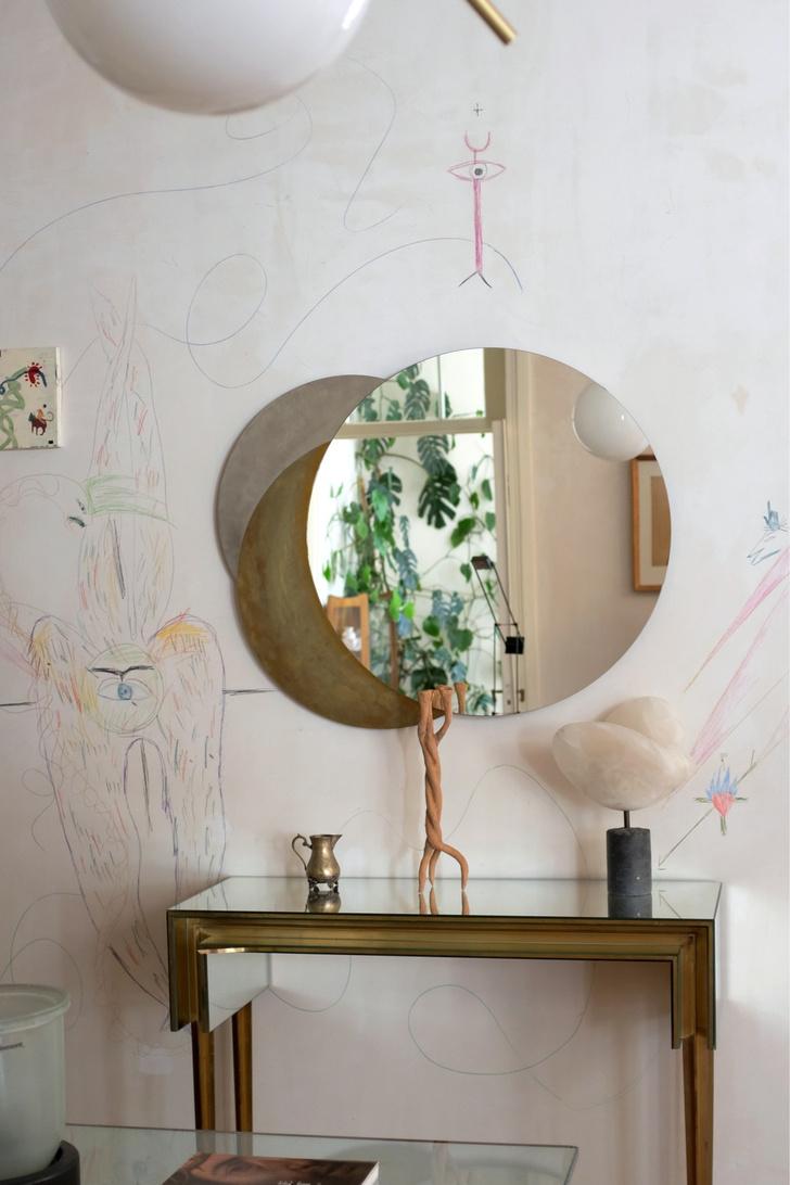 Фото №5 - Квартира сооснователя студии Rooms Наты Джанберидзе в Тбилиси