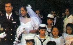 Смешанные браки на Маврикии — явление редкое.