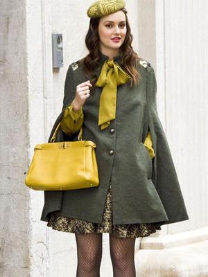 Фото №6 - Gossip girl fashion: 10 лучших образов Блэр и Серены из «Сплетницы»
