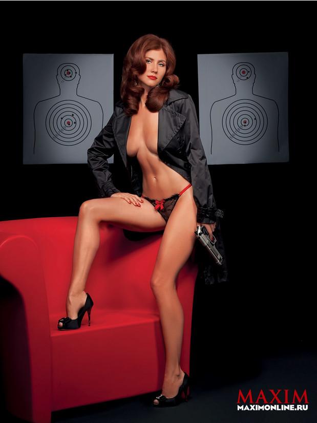 Фото №4 - Анна Чапман— шпионка, которая всех соблазнила (юбилей фотосессии)
