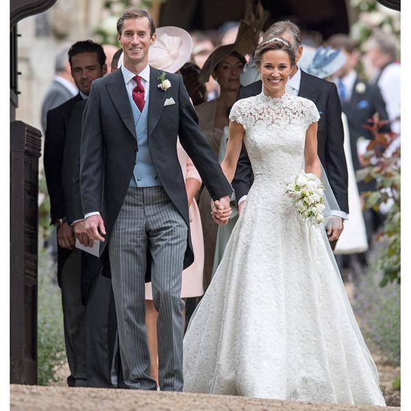 Фото №43 - Свадьба Пиппы Миддлтон