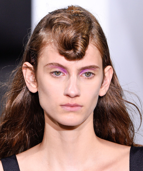 Фото №14 - 11 трендов макияжа весны-лета 2018 с недели моды в Нью-Йорке