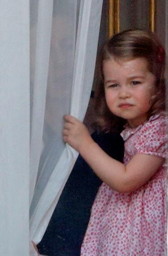 Фото №7 - Копия прабабушки: Шарлотта все больше похожа на Королеву
