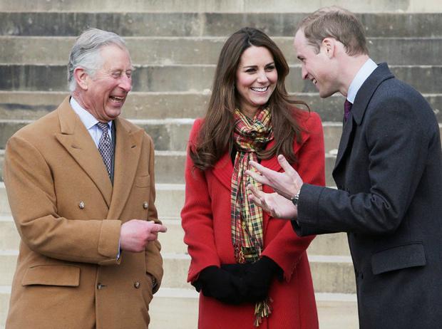 Фото №28 - Кейт Миддлтон и принц Уильям: история в фотографиях