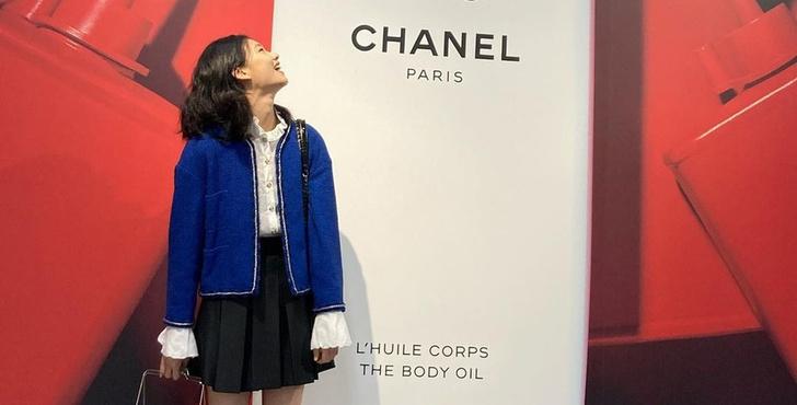 Фото №3 - От Louis Vuitton до «Игры в кальмара»: безумная карьера Чон Хо Ён 😎