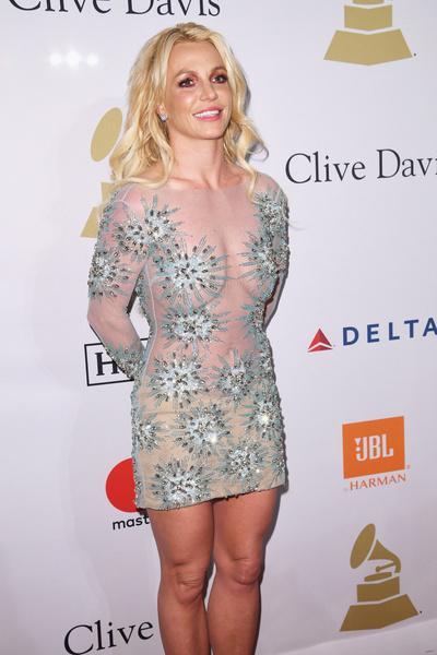Фото №1 - Бритни Спирс показала свое самое счастливое платье