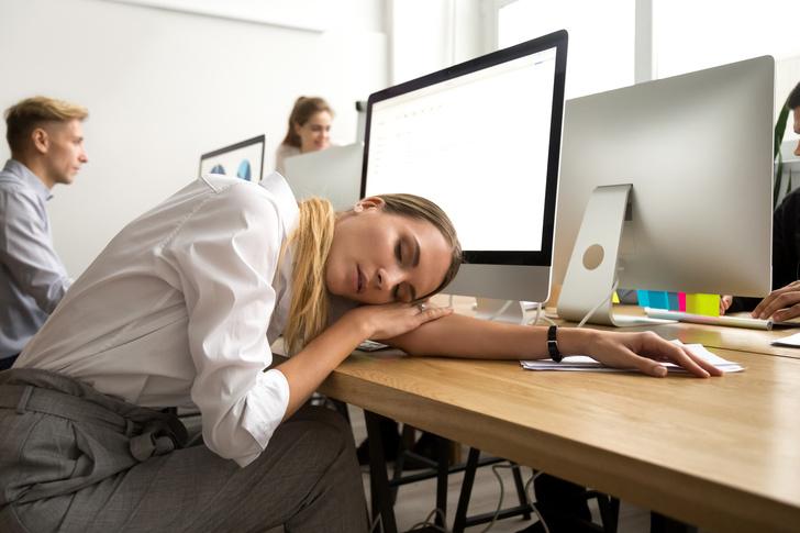 усталость сонливость