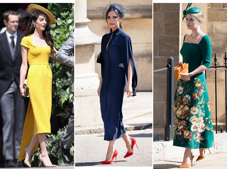 Фото №1 - Обувь и платье на праздник: 7 новых (и неожиданных) правил сочетания