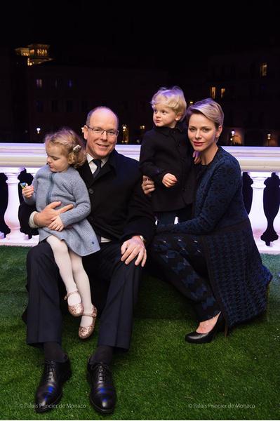 Фото №30 - Принц Жак и принцесса Габриэлла: четвертый год в фотографиях