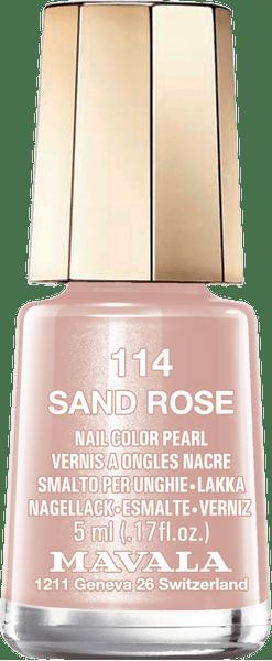 Лак для ногтей Sand Rose, Mavala