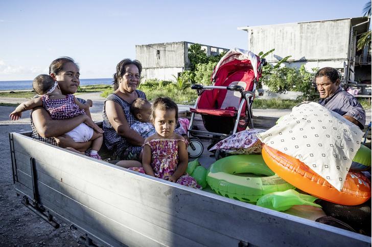Фото №1 - Океания: столицы и лица