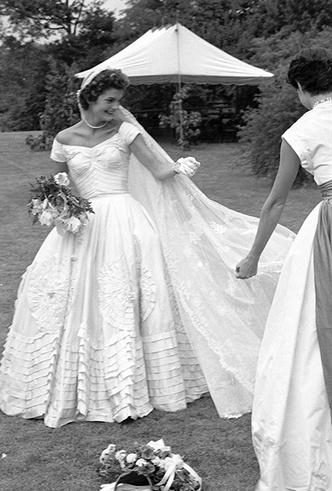 Фото №10 - Свадьба Джона и Жаклин Кеннеди: 9 несказочных фактов