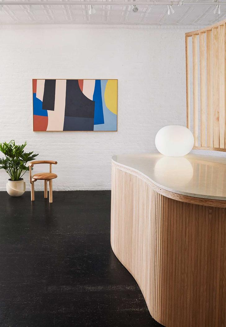 Фото №10 - Офис и шоурум нью-йоркской галереи Uprise Art