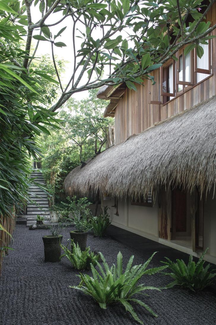 Фото №1 - Гостевой дом на Бали по проекту Studio Jencquel