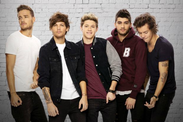 Фото №1 - One Direction записывают новый альбом