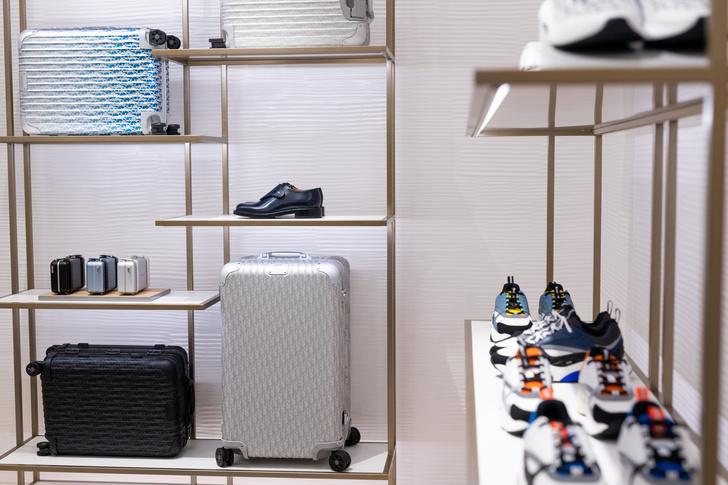 Фото №4 - Новый бутик Dior Men в Москве