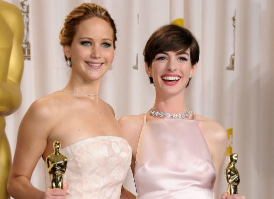 Фото №1 - По следам «Оскара»: главные тренды весны