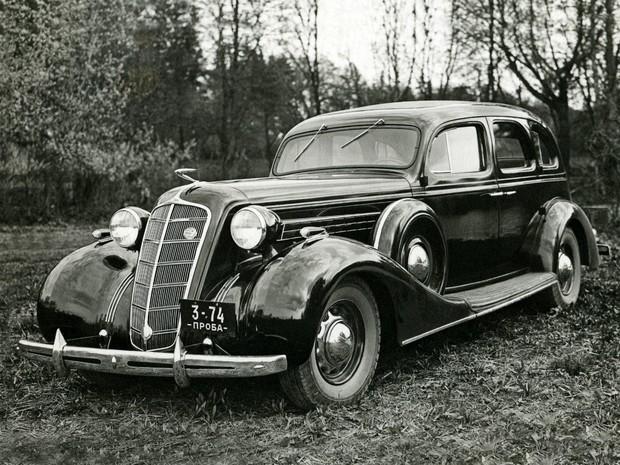 Фото №2 - На зависть капиталистам: 5 самых роскошных советских автомобилей
