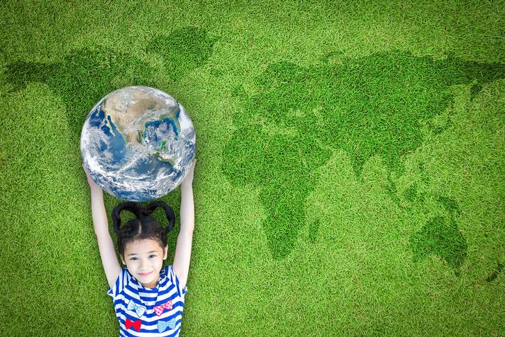 привить экологичное мышление детям